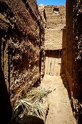 An alley leading to a house in Kasbah Ramala, Morocco<br /> <br /> (c) Andrew Wilson | Edinburgh Elite media