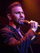 Gregory Nalbone performs during the NGLCCNY Shining Stars Awards presented October 25, 2012.