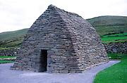 Gallarus Oratory, Dingle peninsula, Kerry, Ireland