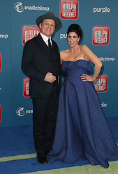 """Premiere Of Disney's """"Ralph Breaks The Internet"""" at The El Capitan Theatre in Hollywood, California on November 5, 2018. CAP/MPI/FS ©FS/MPI/Capital Pictures. 05 Nov 2018 Pictured: John C. Reilly, Sarah Silverman. Photo credit: FS/MPI/Capital Pictures / MEGA TheMegaAgency.com +1 888 505 6342"""