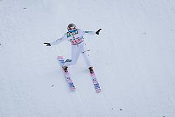 01.01.2021, Olympiaschanze, Garmisch Partenkirchen, GER, FIS Weltcup Skisprung, Vierschanzentournee, Garmisch Partenkirchen, Einzelbewerb, Herren, im Bild Junshiro Kobayashi (JPN) // Junshiro Kobayashi of Japan during the men's individual competition for the Four Hills Tournament of FIS Ski Jumping World Cup at the Olympiaschanze in Garmisch Partenkirchen, Germany on 2021/01/01. EXPA Pictures © 2020, PhotoCredit: EXPA/ JFK