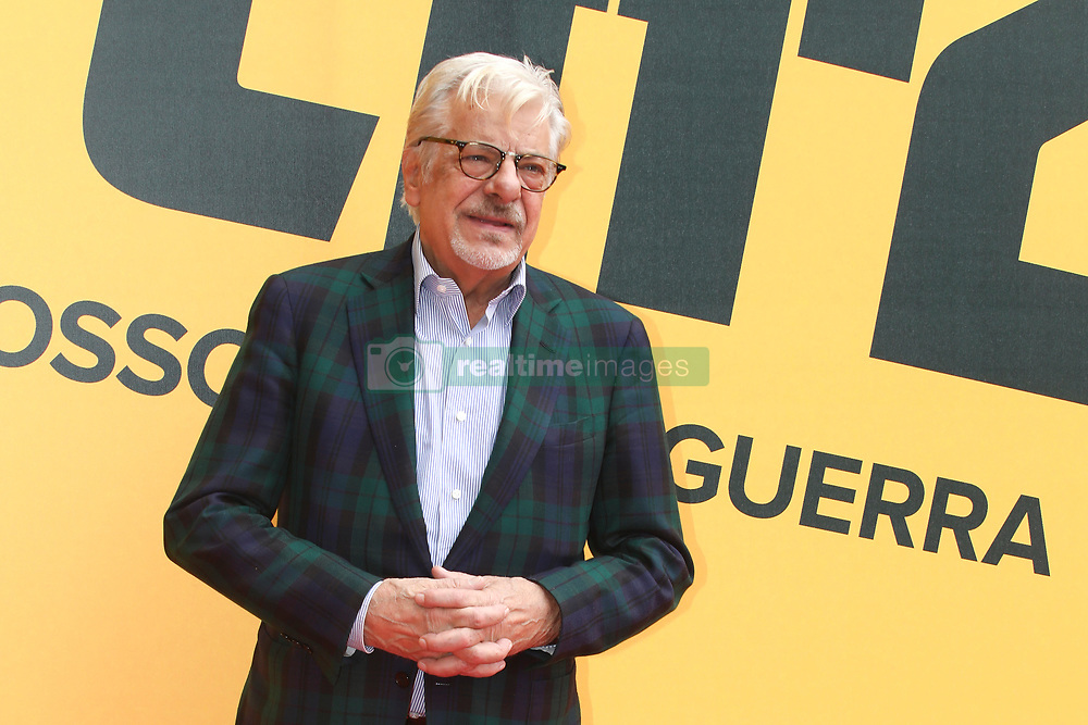 """Rome, photocall TV series """"Catch-22"""". In the photo: Giancarlo Giannini"""