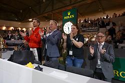Gal Edward, NED, Werner Nicole, Kemperman Frank<br /> Indoor Brabant - Den Bosch 2017<br /> © Hippo Foto - Dirk Caremans<br /> 11/03/2017