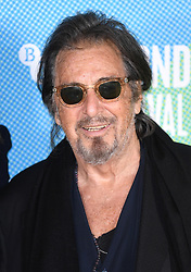 Al Pacino at The Irishman photocall, part of the BFI London Film Festival 2019, May Fair Hotel. Photo credit should read: Doug Peters/EMPICS