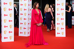 Lucy Mecklenburgh attending the Virgin TV British Academy Television Awards 2018 held at the Royal Festival Hall, Southbank Centre, London.