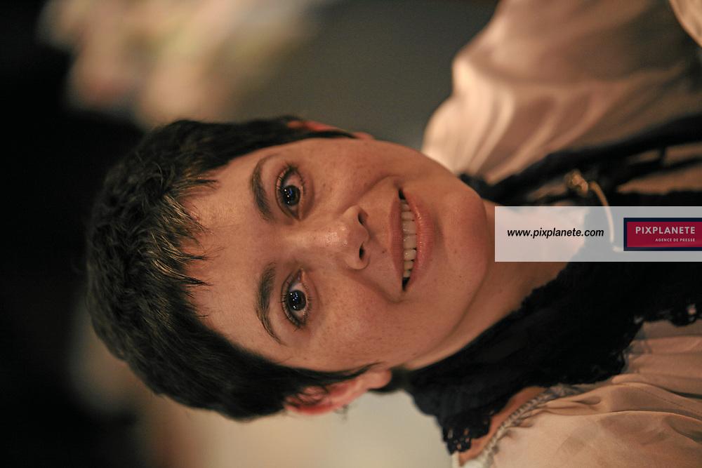 Valérie Zenatti - Salon du livre - Paris, le 25/03/2007 - JSB / PixPlanete