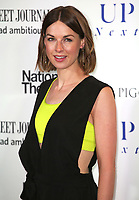 "Jessica Raine, The National Theatre ""Up Next"" Gala, London UK, 07 March 2017, Photo by Brett D. Cove"