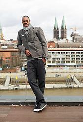 15.03.2010, Weser Stadion, Bremen, GER, 1.FBL, Naldo Fototermin im Bild SV Werder Bremen Spieler Naldo privat in Bremen, EXPA Pictures © 2010, PhotoCredit: EXPA/ nph/ Heidmann / SPORTIDA PHOTO AGENCY