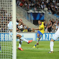 Marseille v Arsenal