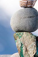 Still Life Photography. Reiki Stone Balance Holistic Still Life Photography.