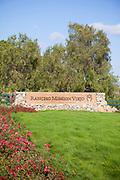 New Rancho Mission Viejo Community in San Juan Capistrano California