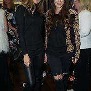 London,England,UK : 28th April 2016 : Natasha Kasatkina,Ella Jade attend Kimberly Wyatt launches the 2016 annual BLOCH Dance World Cup at BLOCH, 35 Drury Lane, Covent Garden, London. Photo by See Li