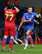 Chelsea v Steaua Bucharest 140313