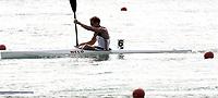 GEPA-1505085941 - MAILAND,ITALIEN,15.MAI.08 - SPORT DIVERS, KANU - Kanu Flachwasser, 1000m Canadia, Europameisterschaften 2008. Bild zeigt Kristoffer Karlsen (NOR). Foto: GEPA pictures/ Oskar Hoeher