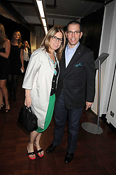 MR & MRS JONATHAN NEWHOUSE at a party to celebrate the launch of Billionaire Boys Club Ice Cream Season 7 at Harvey Nichols, Knightsbridge, London on 18th June 2008.<br /><br />NON EXCLUSIVE - WORLD RIGHTS