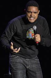February 22, 2020, Aspen, Colorado, USA: Headlining the Aspen Laugh Festival, Trevor Noah, New York Times best selling author of Born a Crime: Stories from a South African Childhood, and host of the award-winning The Daily Show on Comedy Central, .performed to a sold out crowd Saturday night at The Wheeler Opera House. (Credit Image: © Lynn Goldsmith/ZUMA Press)