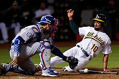 20180808 - Los Angeles Dodgers at Oakland Athletics