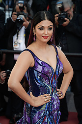 Aishwarya Rai attending the premiere of the film Les Filles du Soleil during the 71st Cannes Film Festival in Cannes, France on May 12, 2018. Photo by Julien Zannoni/APS-Medias/ABACAPRESS.COM