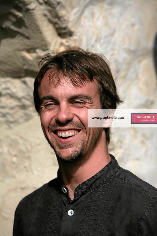 Vincent Valery - Snowboard - présentation de l'équipe de France de ski 2007-2008 - Photos exclusives - Paris, le 9/10/2007 - JSB / PixPlanete