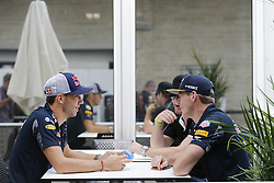 GP von den USA 2016 in Austin / 211016: <br /> Max Verstappen (NEL#33), Infiniti Red Bull Racing *** United States Formula One Grand Prix at Circuit of The Americas on October 21, 2016 in Austin, United States - Training Day ***
