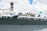 USS Midway San Diego harbor