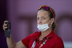 Werth Isabell, GER<br /> Olympic Games Tokyo 2021<br /> © Hippo Foto - Dirk Caremans<br /> 18/07/2021