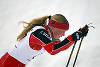 Langrenn, 27. feburar 2003, Junior NM, Mari Brox, Eiker-Kvikk