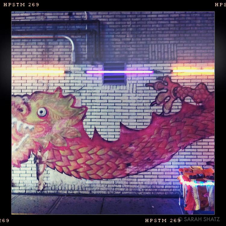 Chinatown, Doyers Street