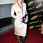NLD/Amsterdam/20080421 - Presentatie Samsung Ladyphone Alllure, Gigi Ravelli