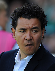Notts County Manager Ricardo Moniz - Photo mandatory by-line: Harry Trump/JMP - Mobile: 07966 386802 - 11/04/15 - SPORT - FOOTBALL - Sky Bet League One - Yeovil Town v Notts County - Huish Park, Yeovil, England.