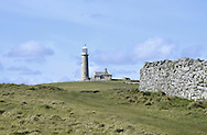 The Old Light, Lundy, Devon.