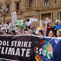 School Strike for Climate Protest