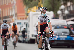 Hanna Nilsson (SWE) at the 2020 La Course By Le Tour with FDJ, a 96 km road race in Nice, France on April 16, 2016. Photo by Twila Federica Muzzi/velofocus.com
