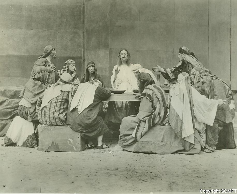 1920 Henry Herbert as Jesus Christ in the Pilgrimage Play