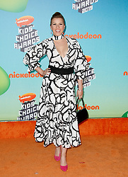 March 23, 2019 - Los Angeles, CA, USA - LOS ANGELES, CA - MARCH 23: Jodie Sweetin attends Nickelodeon's 2019 Kids' Choice Awards at Galen Center on March 23, 2019 in Los Angeles, California. Photo: CraSH for imageSPACE (Credit Image: © Imagespace via ZUMA Wire)
