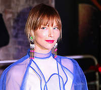 Sienna Guillory, The Naked Heart Foundation's Fabulous Fund Fair, The Roundhouse, London UK, 20 February 2018, Photo by Richard Goldschmidt