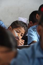 ……. studies in grade 6 at Shree Dharmasthali Lower Secondary School, Pokhara, Nepal