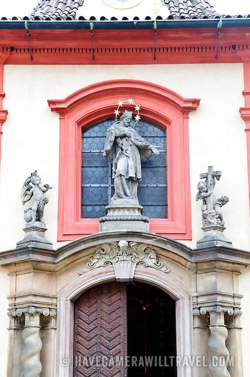 Basilica of St George in Prague Castle