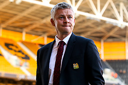 Manchester United manager Ole Gunnar Solskjaer - Mandatory by-line: Robbie Stephenson/JMP - 19/08/2019 - FOOTBALL - Molineux - Wolverhampton, England - Wolverhampton Wanderers v Manchester United - Premier League