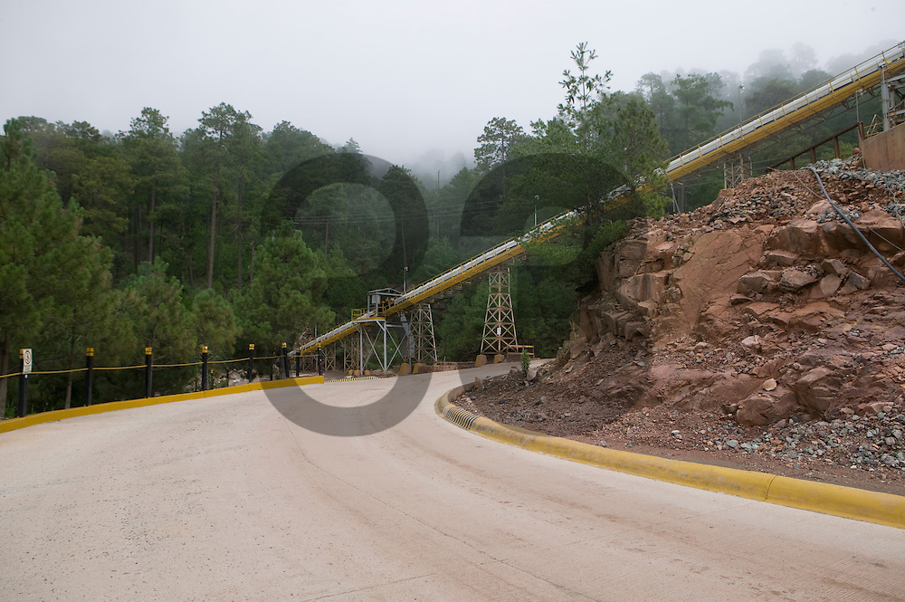 The Cienega gold mine in the state of Durango, Mexico. Part of Fresnillo plc
