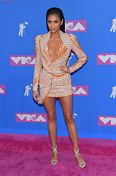 "21 Savage at the 2018 MTV ""VMAs'"" held at Radio City Music Hall on August 20, 2018 in New York City, NY © OConnor / AFF-USA.com. 20 Aug 2018 Pictured: Shay Mitchell. Photo credit: MEGA TheMegaAgency.com +1 888 505 6342"