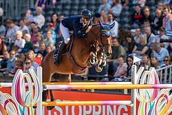 Fredricson Peder, SWE, H&M All In<br /> European Championship Jumping<br /> Rotterdam 2019<br /> © Dirk Caremans<br /> Fredricson Peder, SWE, H&M All In