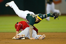 20150831 - Los Angeles Angels of Anaheim at Oakland Athletics