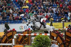 Beerbaum Ludger, (GER), Chiara <br /> Rolex Grand Prix, The Grand Prix of Aachen<br /> Weltfest des Pferdesports Aachen 2015<br /> © Hippo Foto - Dirk Caremans<br /> 31/05/15