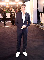 Oleg Ivenko attending The White Crow UK Premiere held at the Curzon Mayfair, London.