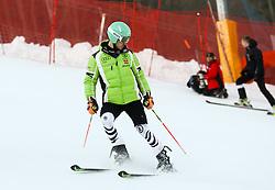 NEUREUTHERFelix of Germany prior to the 10th Men's Slalom - Pokal Vitranc 2014 of FIS Alpine Ski World Cup 2013/2014, on March 8, 2014 in Vitranc, Kranjska Gora, Slovenia. Photo by Matic Klansek Velej / Sportida