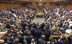File photo dated 21/6/2017 of MPs in the house of Commons. An investigation into the abuse of parliamentary candidates will examine whether measures to protect public service integrity are effective despite the rise of social media.