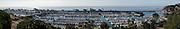 Dana Point Harbor California Panorama