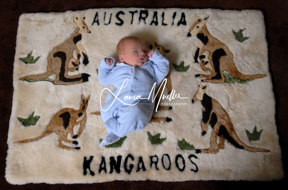 12/2/09 Jack, 8 days old. © Laura Mueller