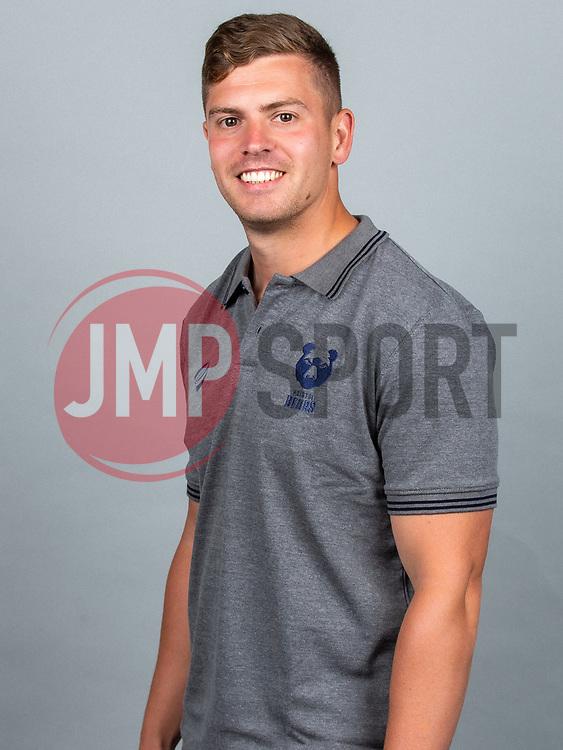 George van Klaveren - Mandatory by-line: Robbie Stephenson/JMP - 01/08/2019 - RUGBY - Clifton Rugby Club - Bristol, England - Bristol Bears Headshots 2019/20
